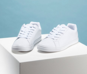 Tennis blanches